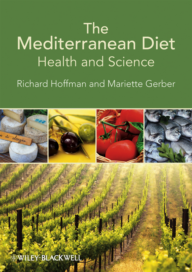 Gerber Mariette The Mediterranean Diet. Health and Science the parisian diet
