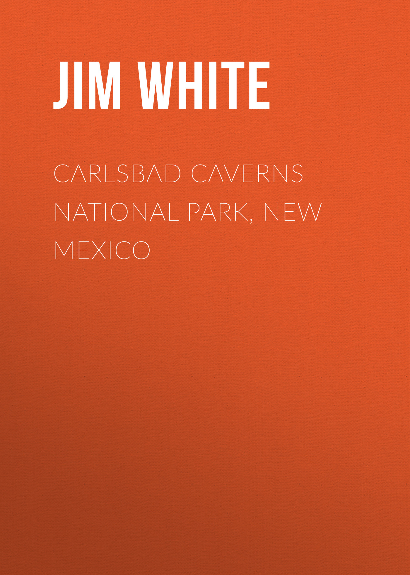 лучшая цена Jim White Carlsbad Caverns National Park, New Mexico