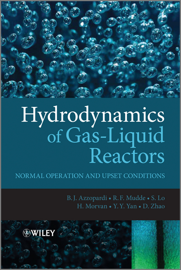 Simon Lo Hydrodynamics of Gas-Liquid Reactors. Normal Operation and Upset Conditions недорго, оригинальная цена