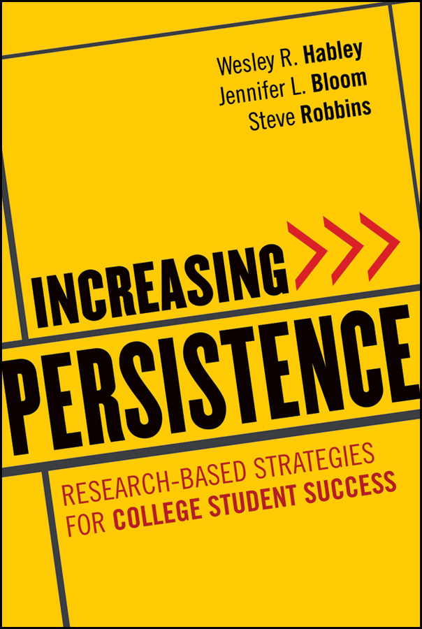 Steve Robbins Increasing Persistence. Research-based Strategies for College Student Success college students and risk sexual behavior