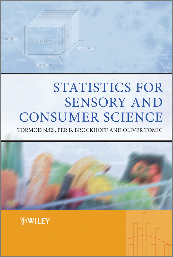 Oliver Tomic Statistics for Sensory and Consumer Science недорго, оригинальная цена