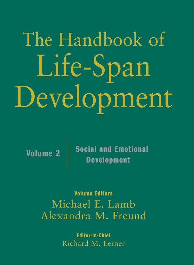 Michael E. Lamb The Handbook of Life-Span Development, Social and Emotional Development preschoolers social development