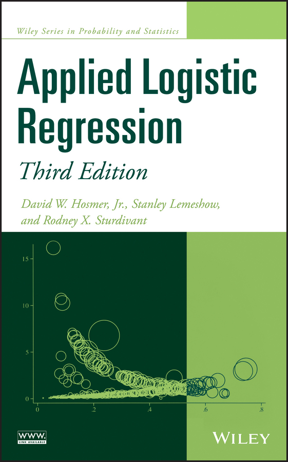 Stanley Lemeshow Applied Logistic Regression mammals of the world third edition