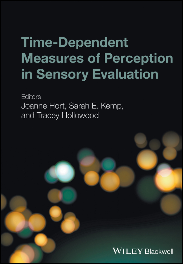 Tracey Hollowood Time-Dependent Measures of Perception in Sensory Evaluation все цены