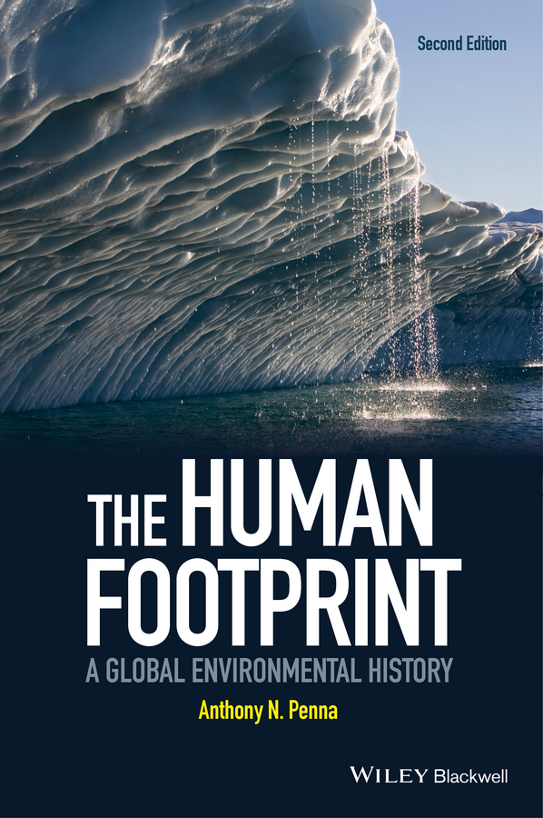 Фото - Anthony N. Penna The Human Footprint. A Global Environmental History a history of the computer and its networks
