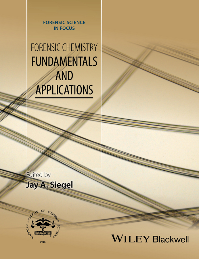 Jay Siegel Forensic Chemistry. Fundamentals and Applications antimicrobial chemistry
