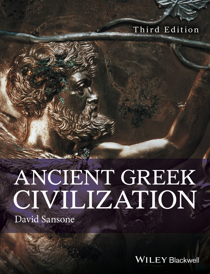 Фото - David Sansone Ancient Greek Civilization the penguin german phrasebook