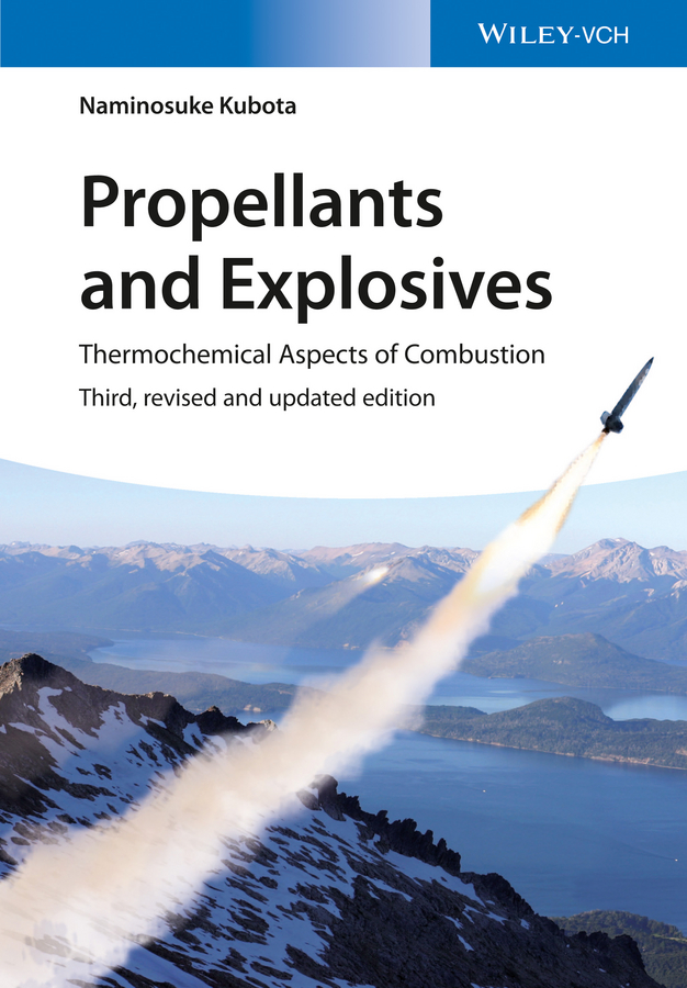 Naminosuke Kubota Propellants and Explosives. Thermochemical Aspects of Combustion теплоизоляция kicx s8 компл 1шт 750x560x8мм
