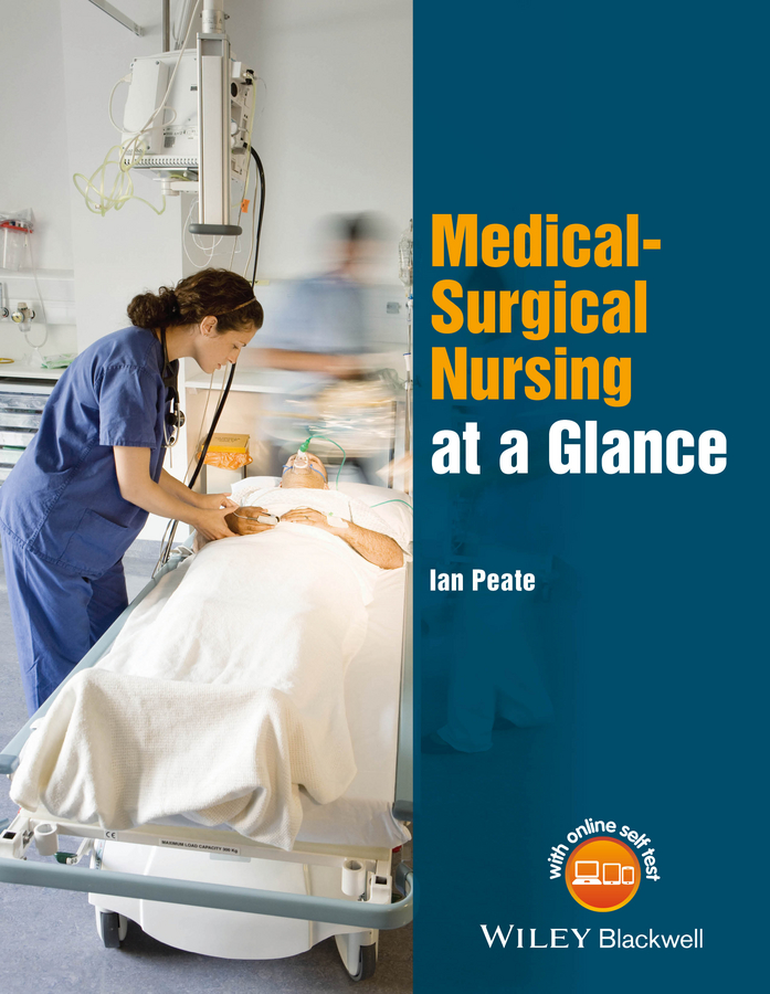 Ian Peate Medical-Surgical Nursing at a Glance ian peate pathophysiology for nurses at a glance