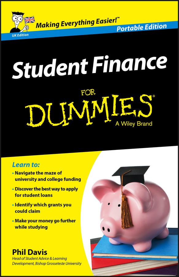 Phil Davis Student Finance For Dummies - UK