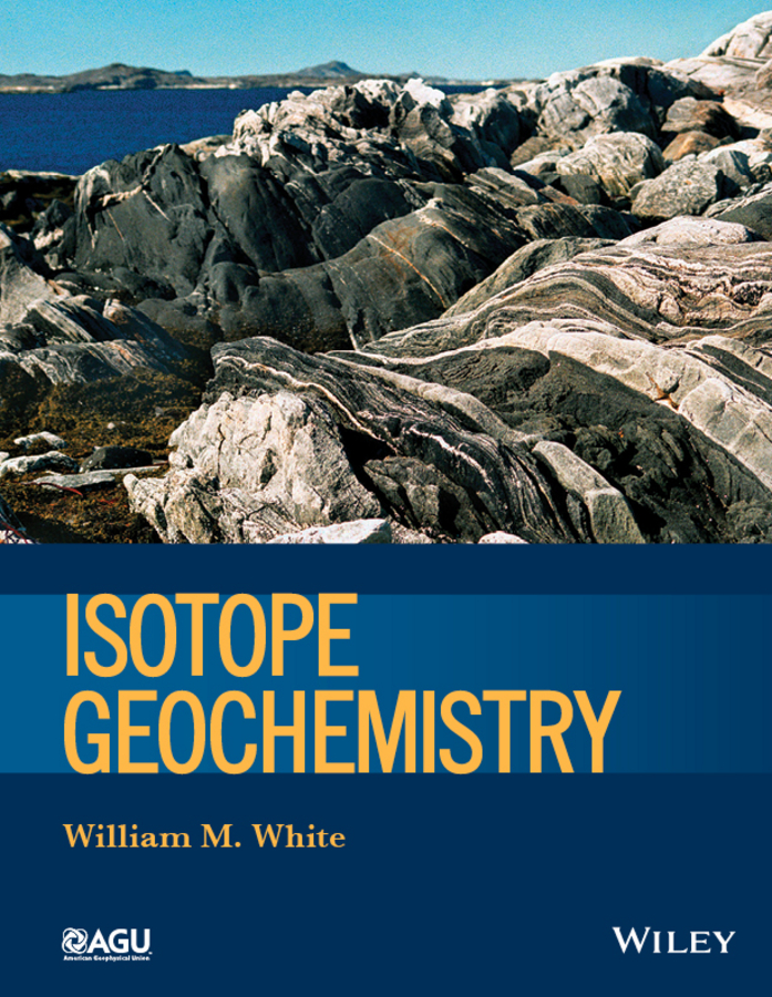 William White M. Isotope Geochemistry compound specific stable isotope analysis