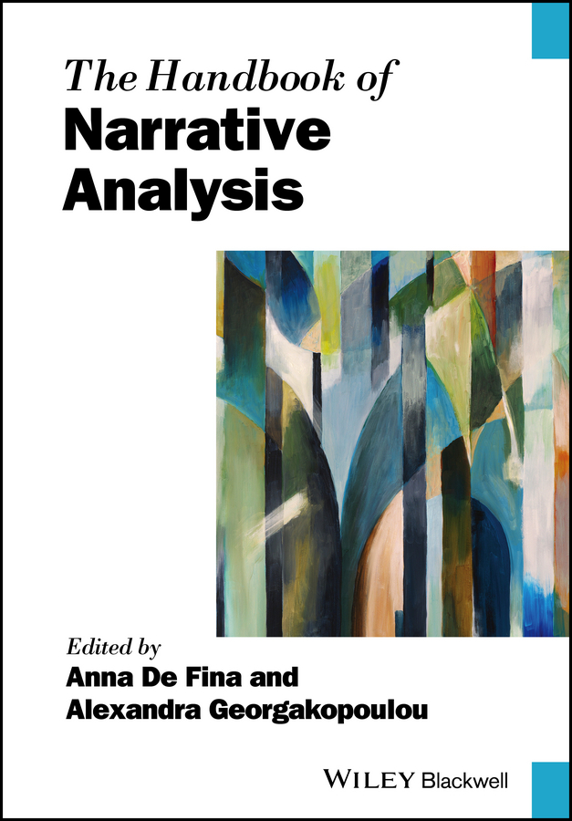 Alexandra Georgakopoulou The Handbook of Narrative Analysis leila hojjati acts of narrative confession in selected fiction of saul bellow