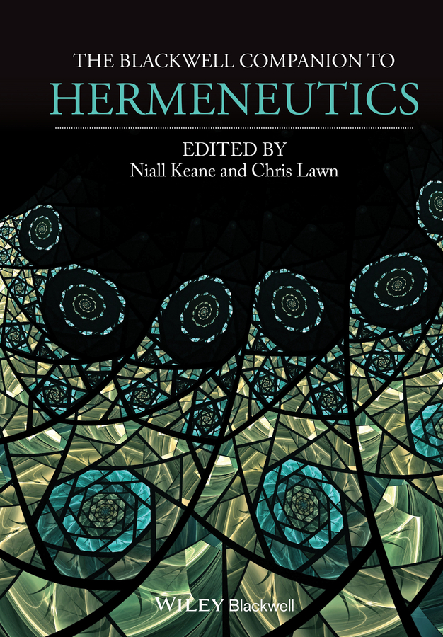 Chris Lawn The Blackwell Companion to Hermeneutics комплект картриджей барьер expert ferrum