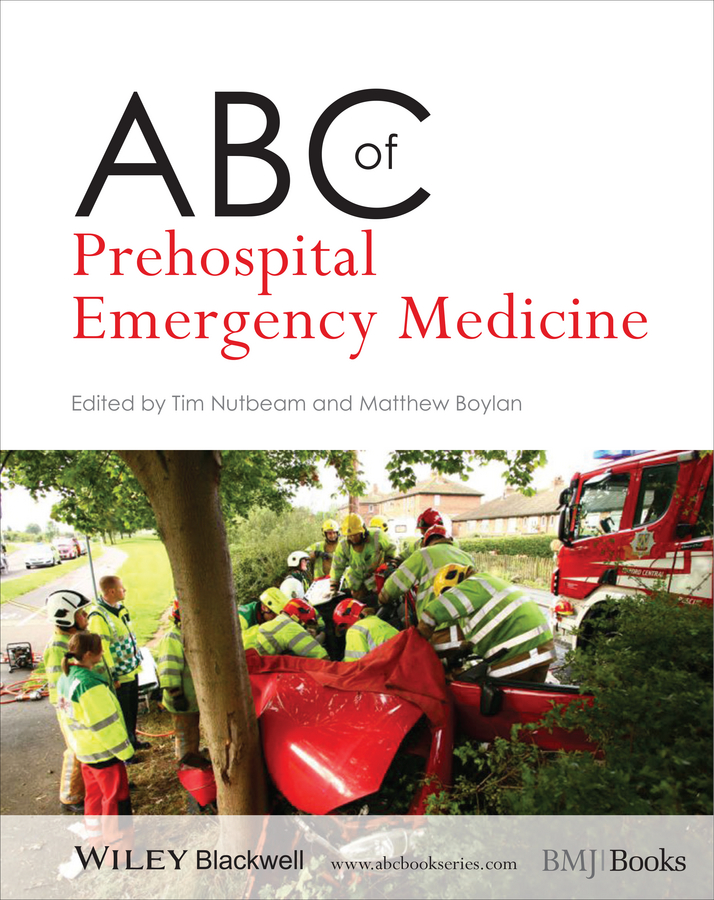 лучшая цена Tim Nutbeam ABC of Prehospital Emergency Medicine