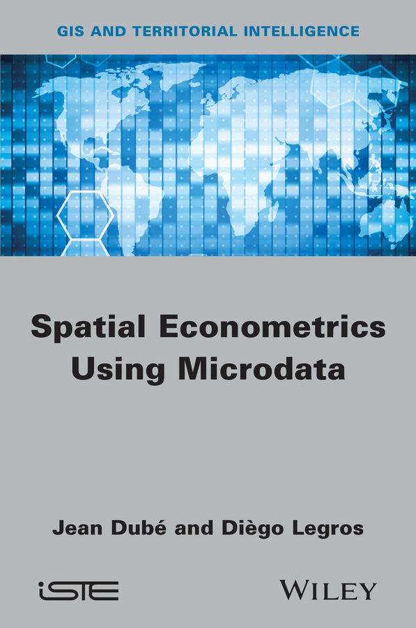 Jean Dubé Spatial Econometrics using Microdata spatial filtering of cyclostationary interferences