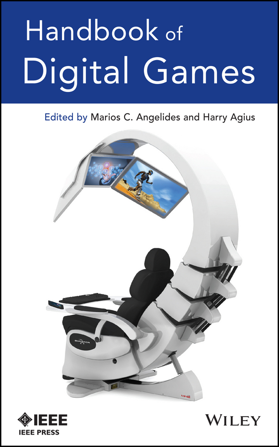 Harry Agius Handbook of Digital Games produino digital 3 axis acceleration of gravity tilt module iic spi transmission for arduino