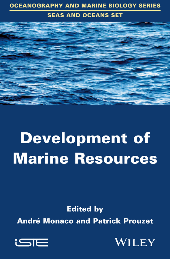 Patrick Prouzet Development of Marine Resources купить недорого в Москве