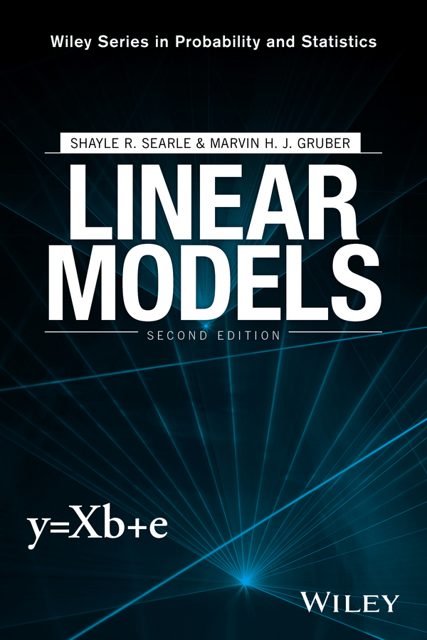 Shayle Searle R. Linear Models saddlepoint approximations for linear rank models