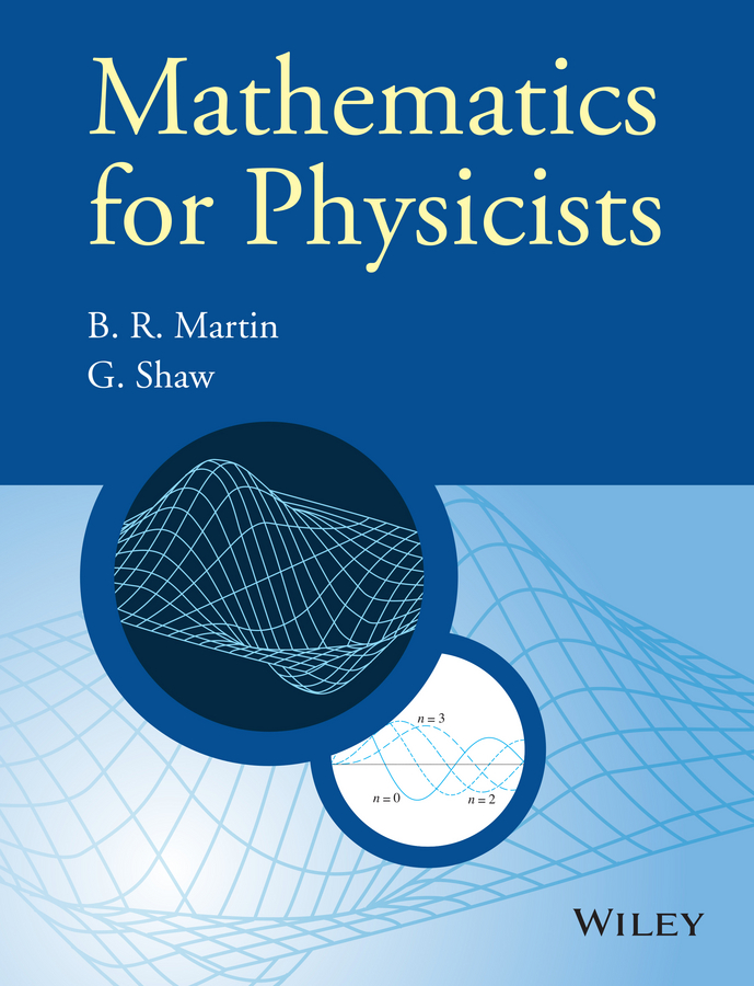 Graham Shaw Mathematics for Physicists