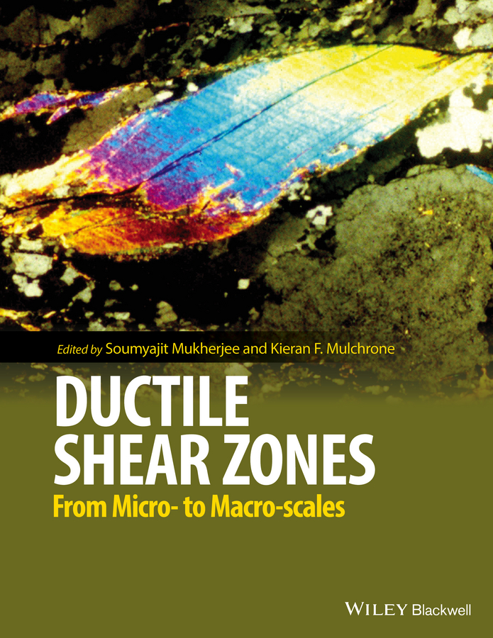 Soumyajit Mukherjee Ductile Shear Zones. From Micro- to Macro-scales купить недорого в Москве