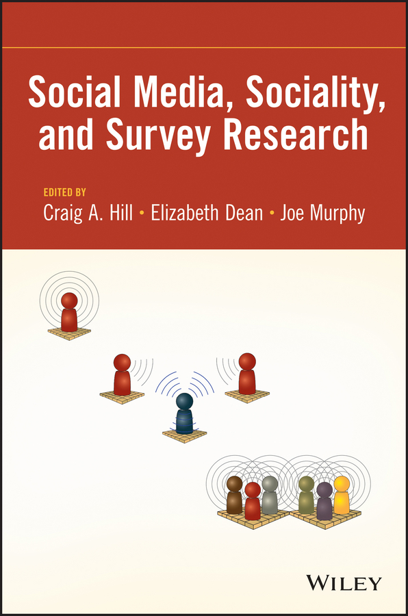 все цены на Joe Murphy Social Media, Sociality, and Survey Research