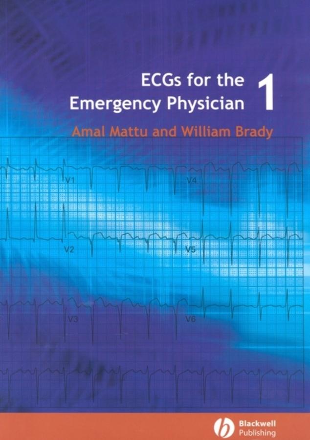 Amal Mattu ECGs for the Emergency Physician 1 barbara hart the emergency specialist