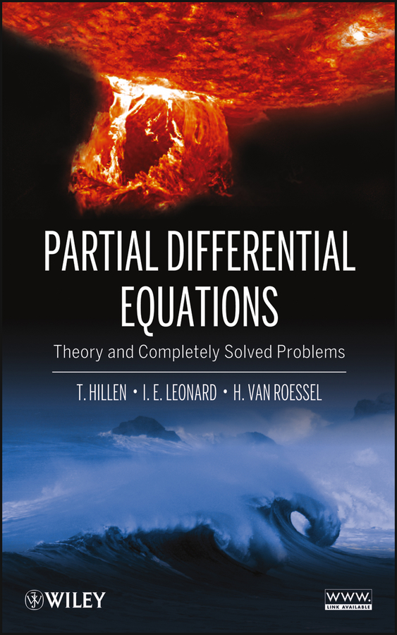 лучшая цена Thomas Hillen Partial Differential Equations. Theory and Completely Solved Problems