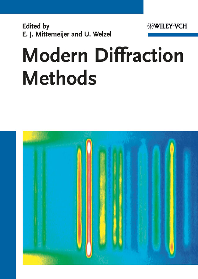 U. Welzel Modern Diffraction Methods dermot o hare structure from diffraction methods inorganic materials series