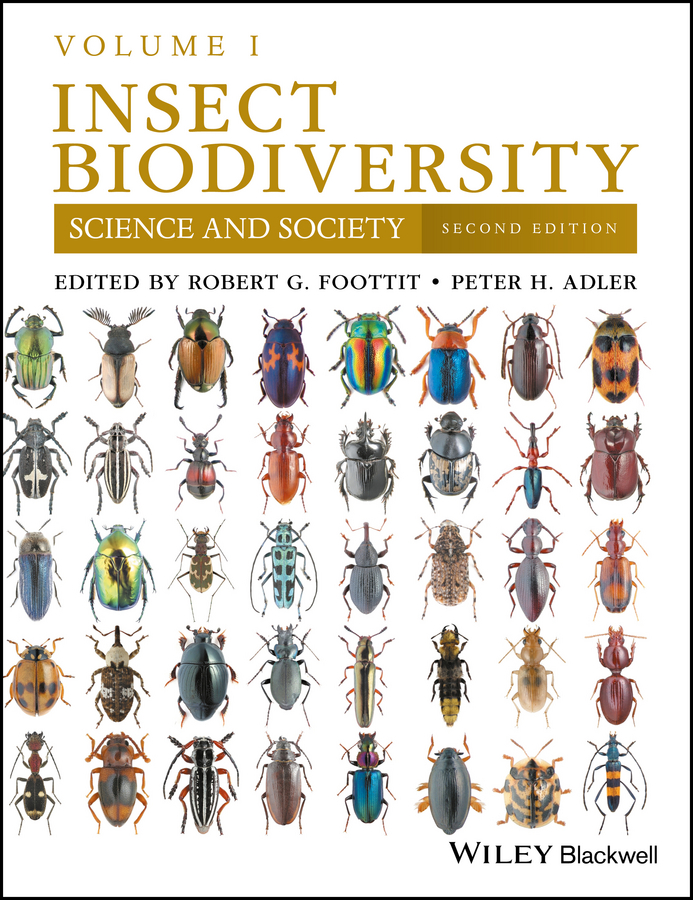Peter Adler H. Insect Biodiversity. Science and Society, Volume 1