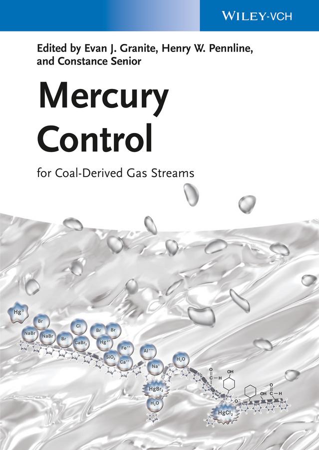 Constance Senior Mercury Control. for Coal-Derived Gas Streams
