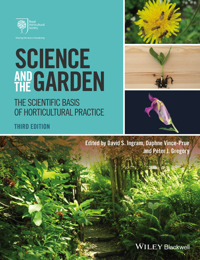 Daphne Vince-Prue Science and the Garden. The Scientific Basis of Horticultural Practice rhs pruning