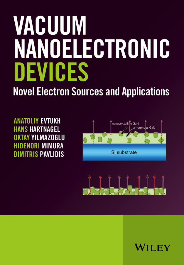 Hans Hartnagel Vacuum Nanoelectronic Devices. Novel Electron Sources and Applications micromechanics electron interactions for advanced biomedical research