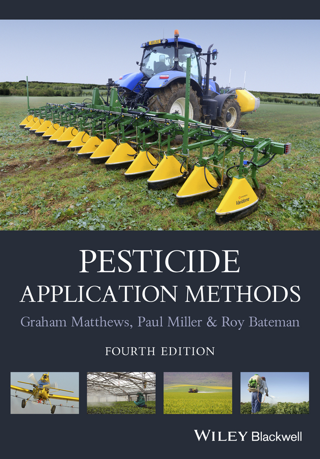 Graham Matthews Pesticide Application Methods