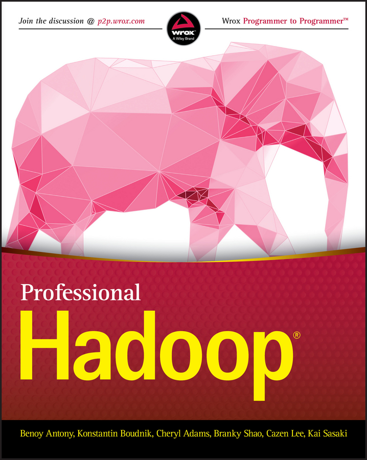 Kai Sasaki Professional Hadoop hadoop the definitive guide