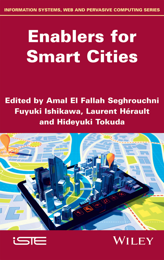 Hideyuki Tokuda Enablers for Smart Cities kinji mori concept oriented research and development in information technology
