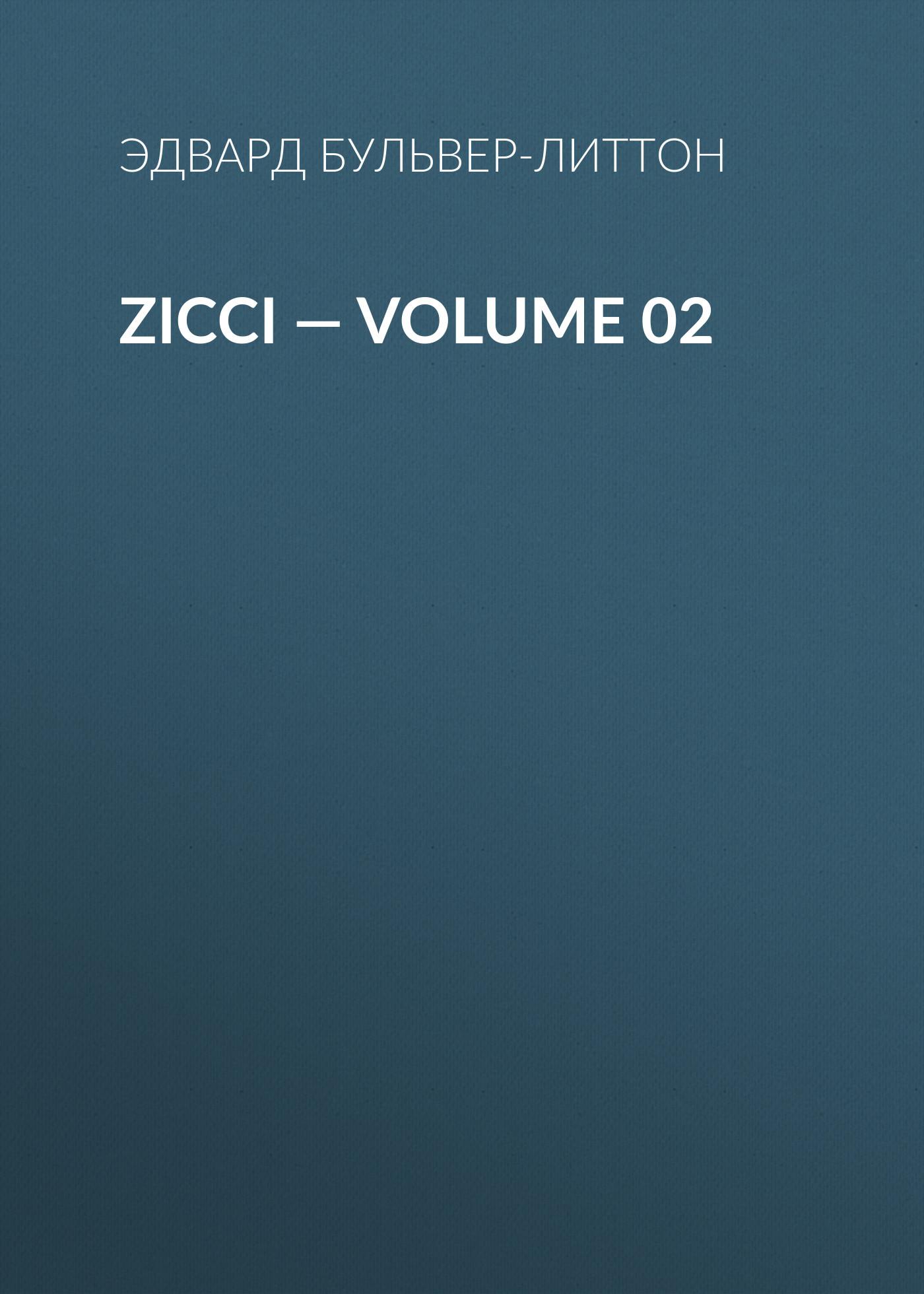 Zicci — Volume 02