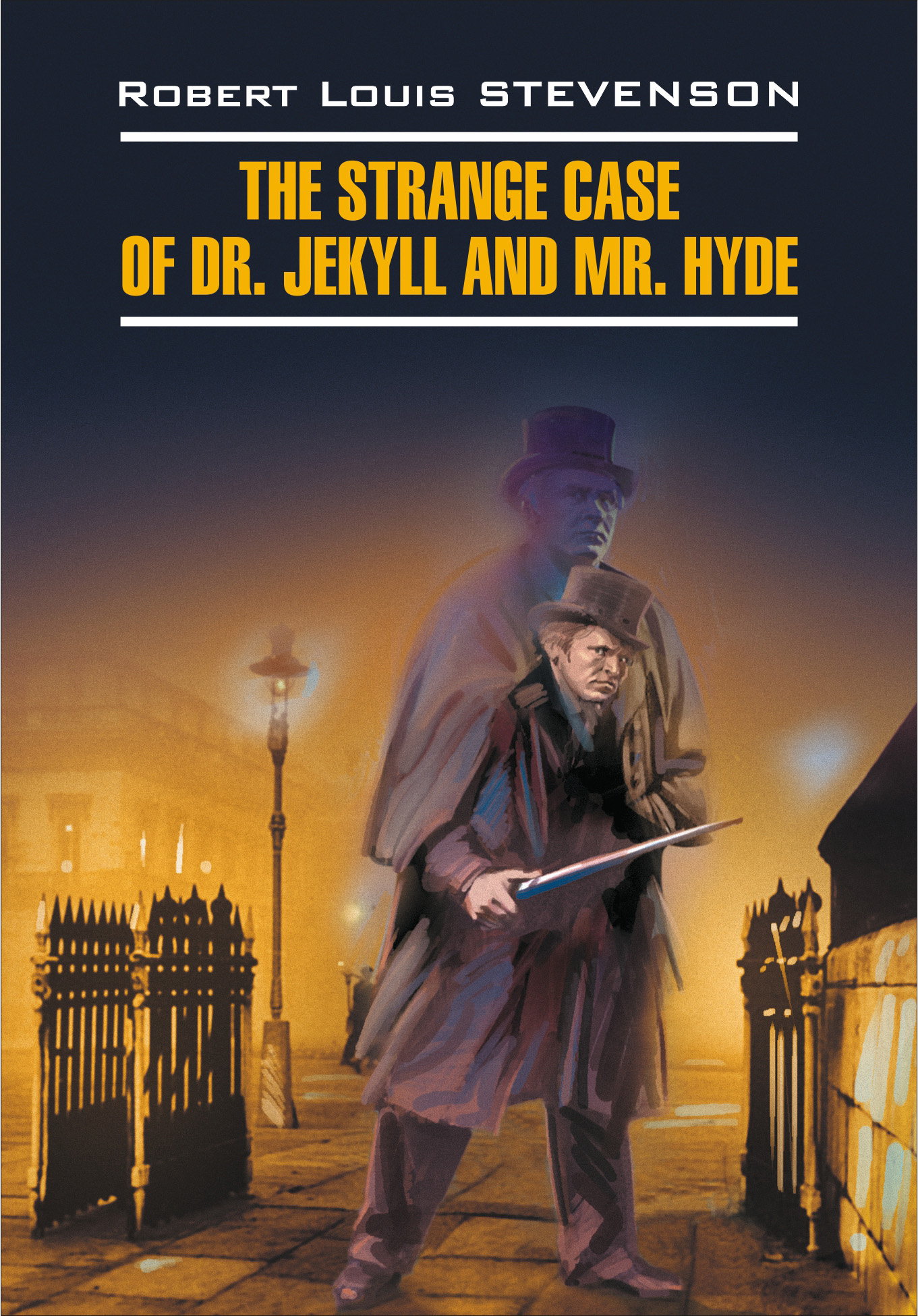 Роберт Льюис Стивенсон The Strange Case of Dr. Jekyll and Mr. Hyde / Странная история доктора Джекила и мистера Хайда. Книга для чтения на английском языке пархамович т в the strange case of dr jekyll and mr hyde книга на английском языке со словарем