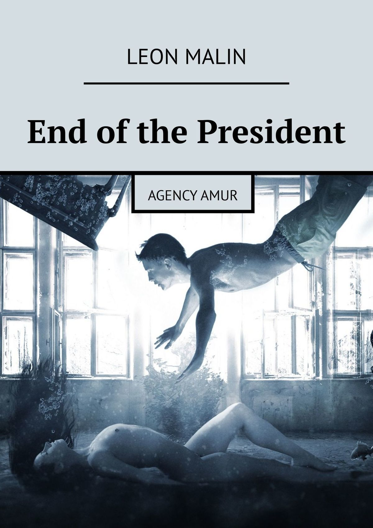 Фото - Leon Malin End of the President. Agency Amur hereward end of days