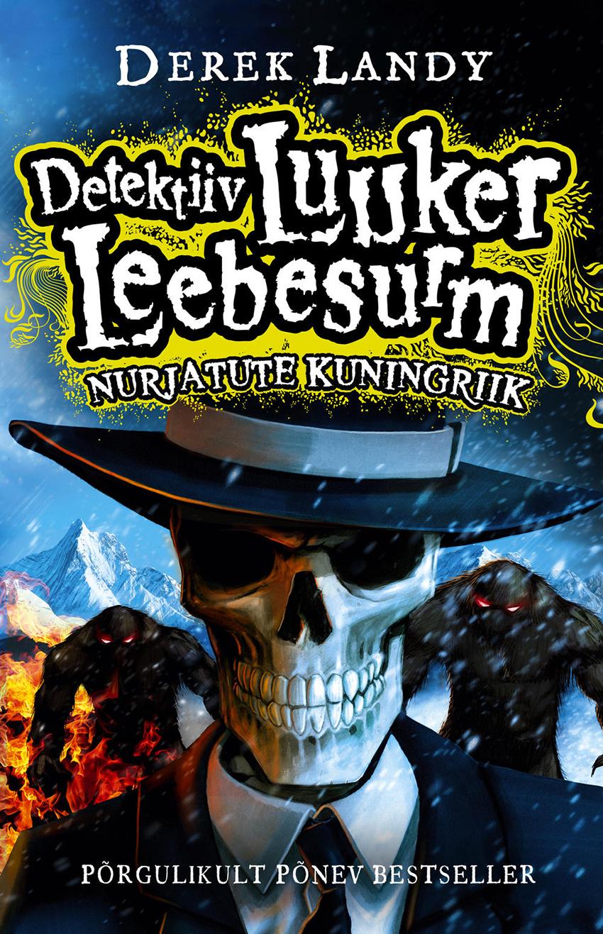 цена Derek Landy Detektiiv Luuker Leebesurm 7: Nurjatute kuningriik онлайн в 2017 году