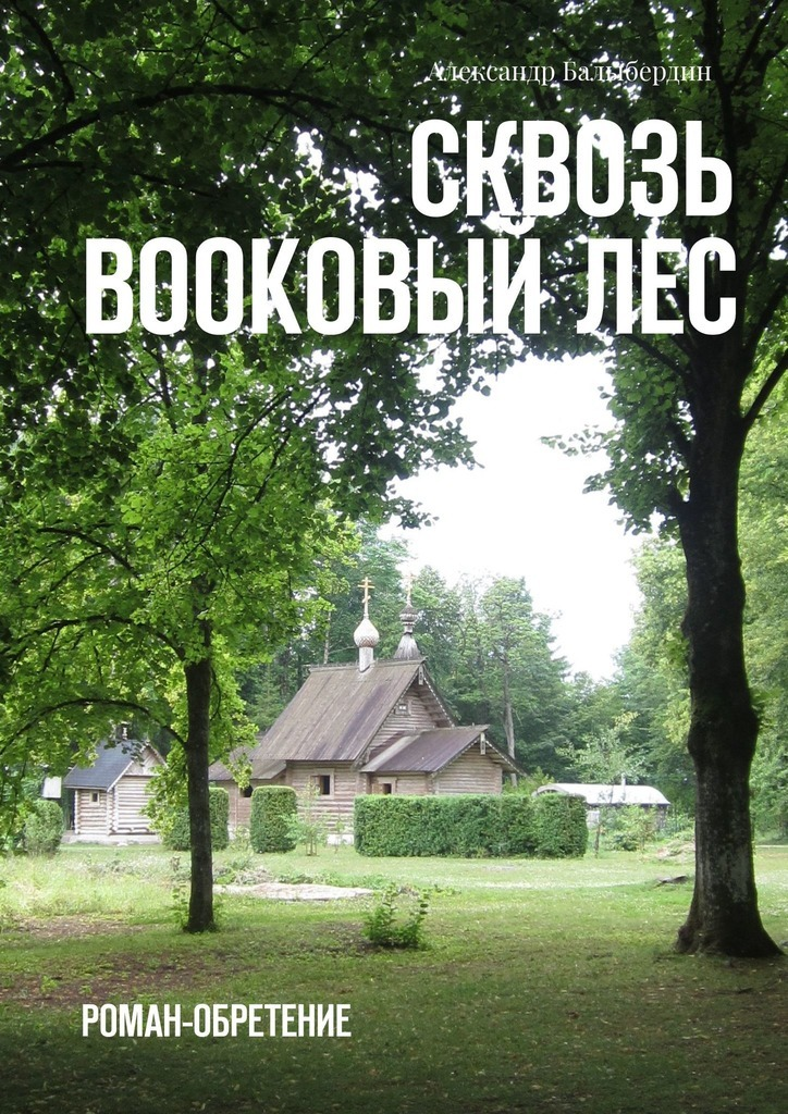 Александр Геннадьевич Балыбердин Сквозь Bookовый лес. Роман-обретение цены онлайн