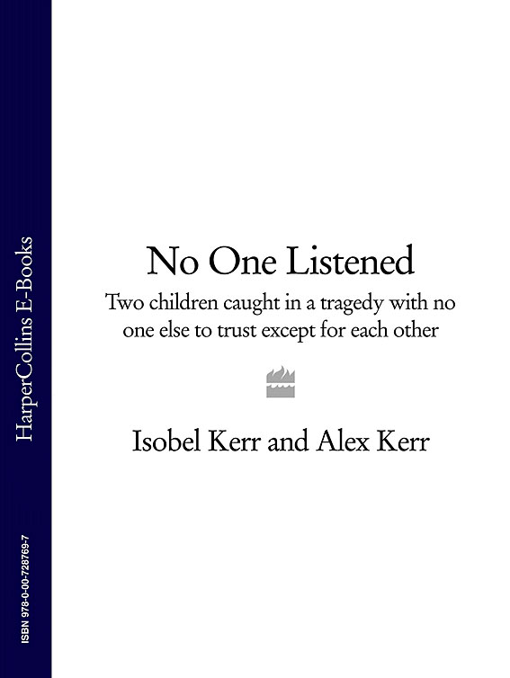 Alex Kerr No One Listened: Two children caught in a tragedy with no one else to trust except for each other kodomo no nihongo 2 japanese for children