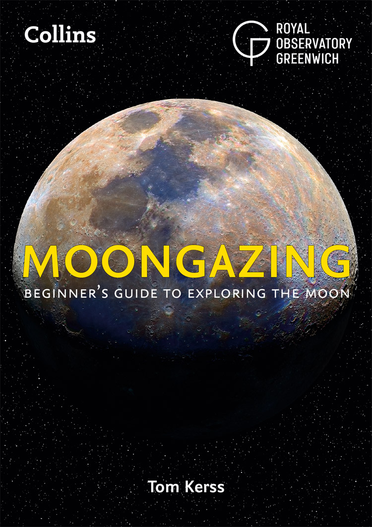 Royal Greenwich Observatory Moongazing: Beginner's guide to exploring the Moon of a fire on the moon