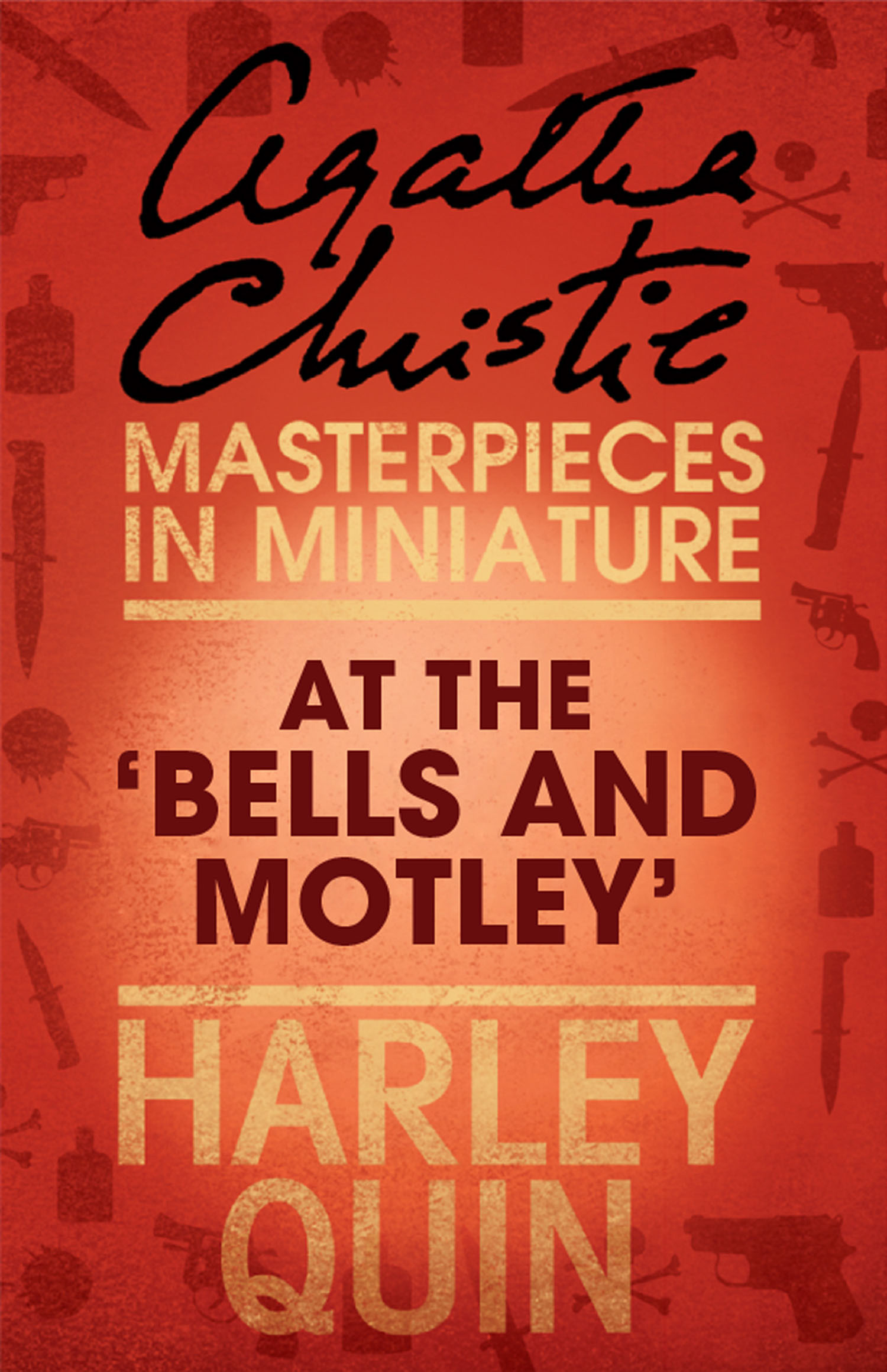 at the bells and motley an agatha christie short story