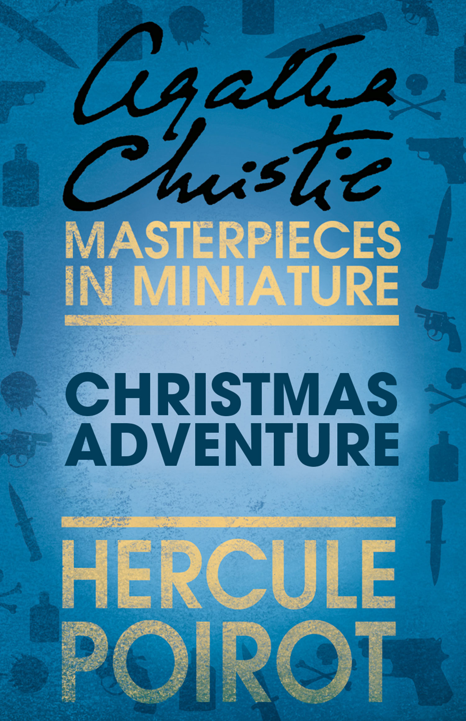 christmas adventure a hercule poirot short story