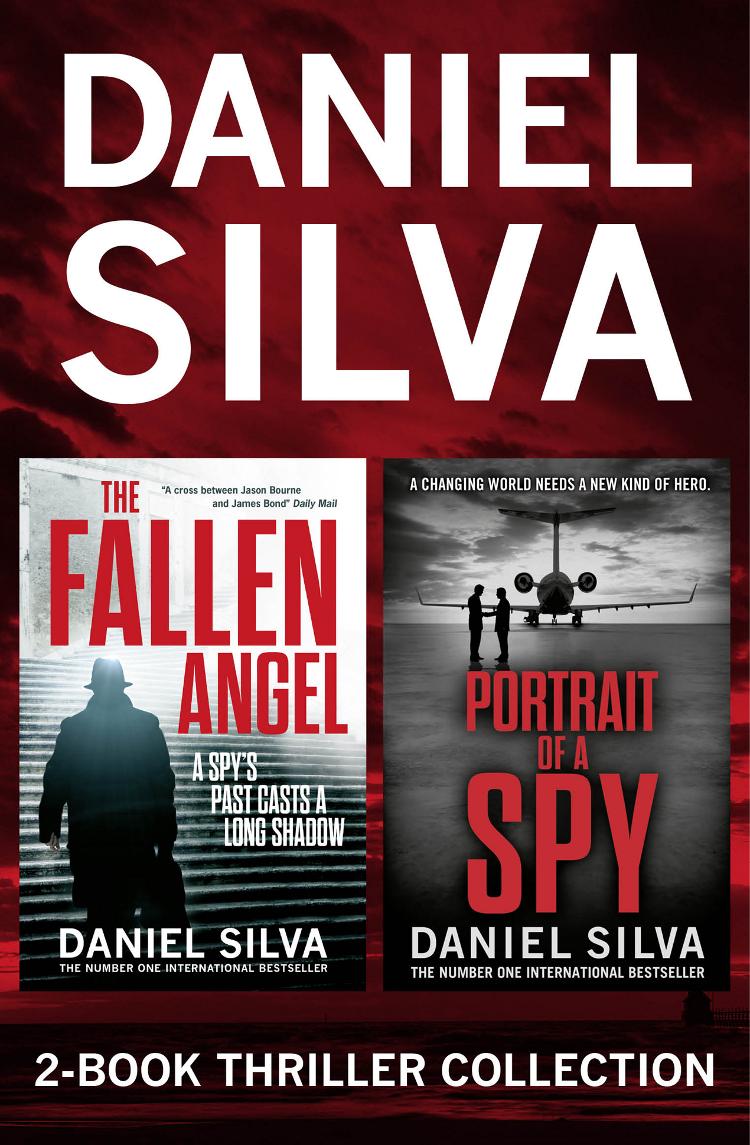 Daniel Silva Daniel Silva 2-Book Thriller Collection: Portrait of a Spy, The Fallen Angel gabriel metsu life and work a catalogue raisonne