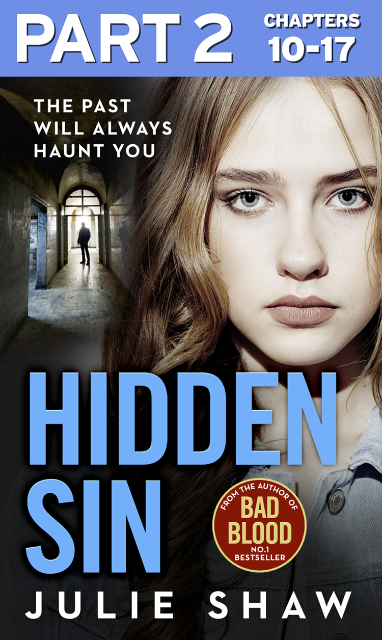 Julie Shaw Hidden Sin: Part 2 of 3: When the past comes back to haunt you andrew gross no way back part 2 of 3