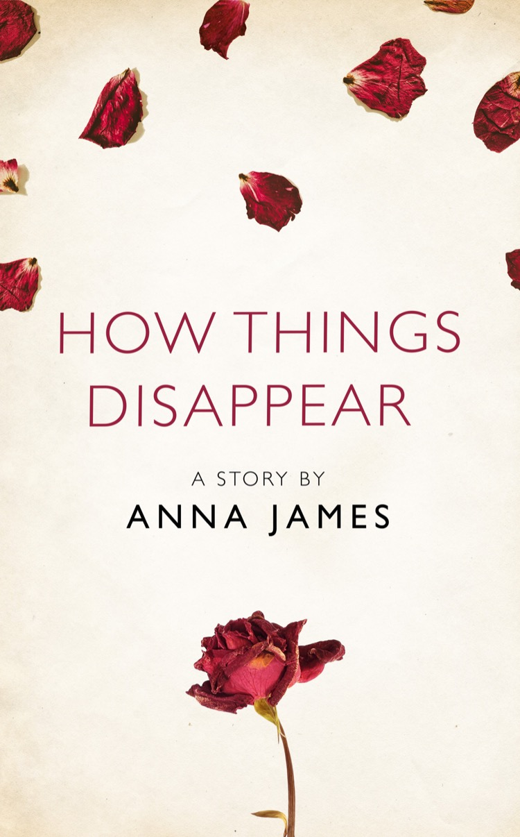Anna James How Things Disappear: A Story from the collection, I Am Heathcliff anna b bensel a voice from the silence
