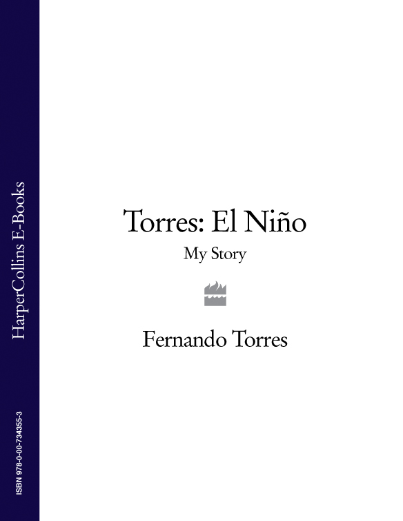 Fernando Torres Torres: El Niño: My Story no one the scarred page of smiles
