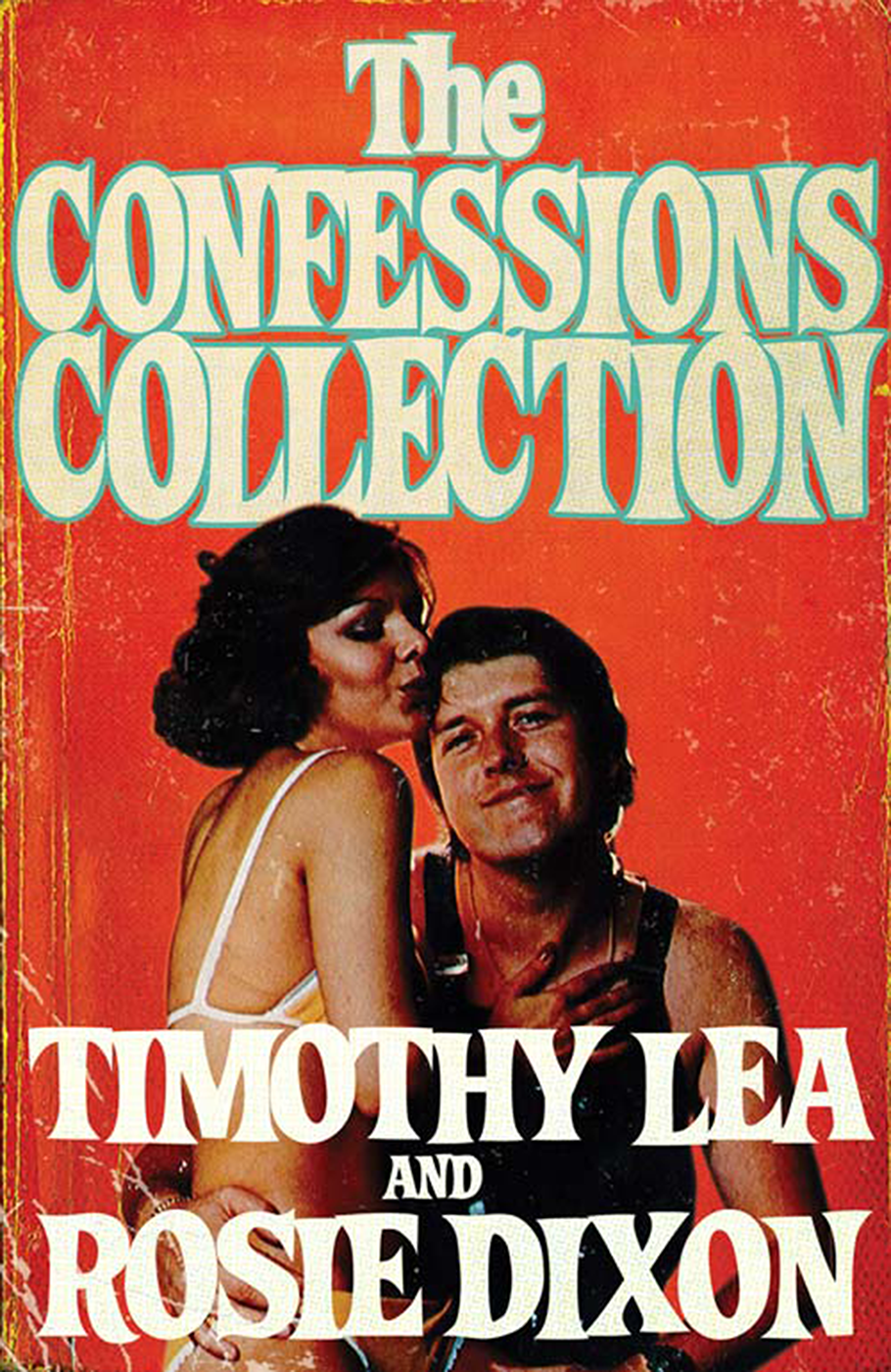 Timothy Lea The Confessions Collection john green confessions of a graphic designer
