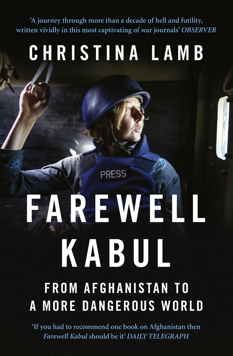 Christina Lamb Farewell Kabul: From Afghanistan To A More Dangerous World status of toxoplasmosis in the backyard poultry of pakistan